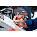 como fazer vistoria para motos Conjunto dos Bancários