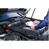 inspeção cautelar de carros
