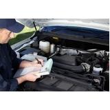 inspeção veicular para vans