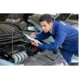 inspeção cautelar para veículos leves Vila Santo Estéfano