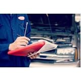 inspeção de veículos automotivos Jardim Glória