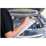 inspeção de carros blindados