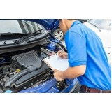 inspeção de carros