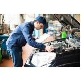 inspeção de segurança em veículos