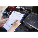 inspeção de veículos coletivos