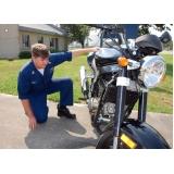 vistoria cautelar de moto